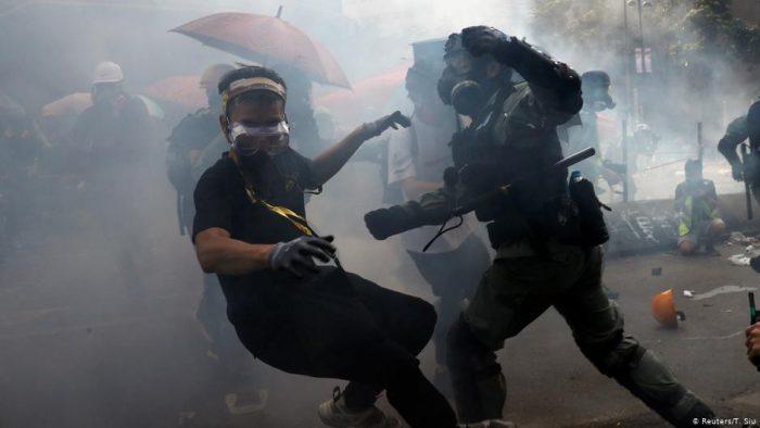 Oficina de derechos humanos de la ONU expresa alarma por los arrestos en Hong Kong bajo la nueva ley de seguridad