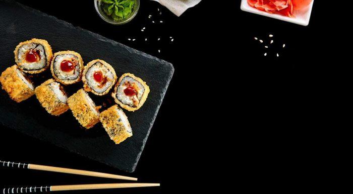 Comienza The Top Sushi para los fanáticos de la gastronomía japonesa