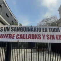 Estudiantes se toman el Instituto Nacional una semana después del cierre del año escolar