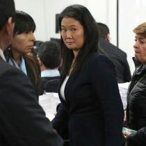 Tribunal Constitucional de Perú ordena liberar a Keiko Fujimori