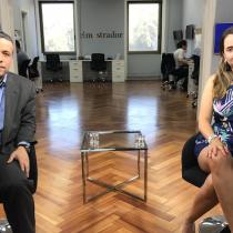 Óscar Landerretche en La Mesa: la gente no entiende cuál es el 'premio' del modelo ni la estrategia de desarrollo de Chile