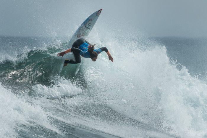 Lorena Fica ganó por quinta vez el Campeonato Nacional de Surf en Arica