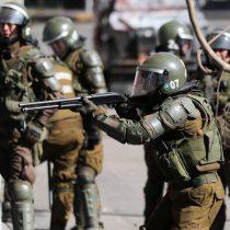 El triste récord de Chile como el país donde el Estado ejerce la mayor violencia contra las personas en el contexto de crisis sociales