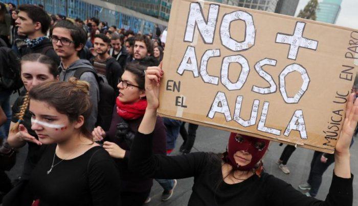La cruda realidad de los acosos sexuales en Chile:  lo que nos deja la segunda encuesta del OCAC