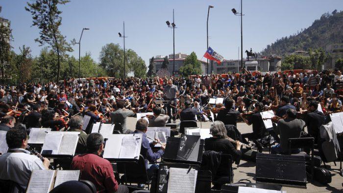 Orquesta Sinfónica Nacional de Chile anuncia nueva actividad abierta a la ciudadanía