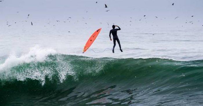 Chileno fue finalista en la competencia mundial más prestigiosa de fotografía de acción y aventura