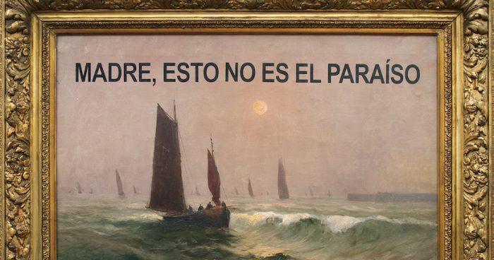 """Exposición """"Notizen"""" de Gonzalo Díazen Galería D21 Proyectos de Arte"""