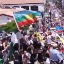 Manifestaciones se toman las regiones del país en una nueva jornada de protestas