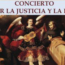 Concierto por la justicia y la paz en Museo de Arte Colonial de San Francisco