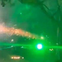 Sigue el conflicto: Carabineros denunció ataque con fuegos artificiales a subcomisaría de Lo Hermida
