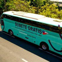 Buses de acercamiento gratuito apoyarán recorrido de Línea 4 de Metro