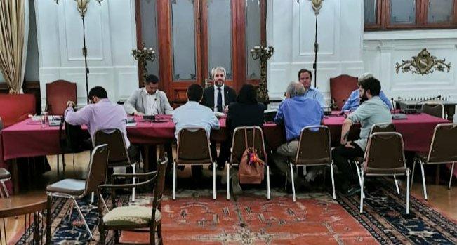 Sin los votos de Chile Vamos, comisión de la Cámara aprueba habilitar la realización de un plebiscito nacional para una nueva Constitución