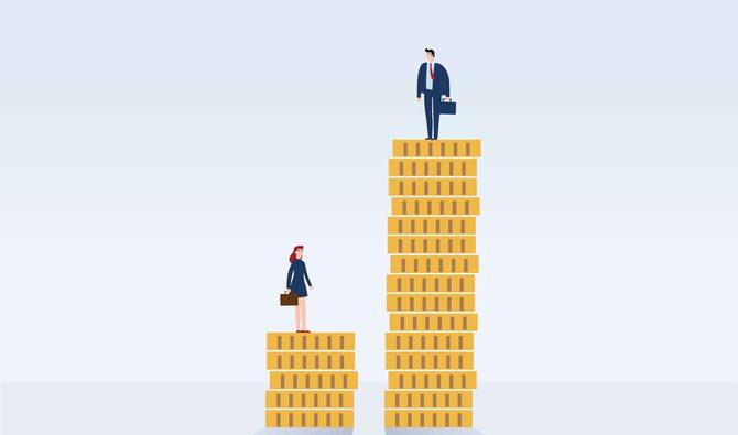 La brecha salarial entre mujeres y hombres parte antes de la postulación al trabajo