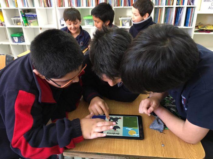 Uppa, la primera aplicación que enseña ciencias de forma inclusiva a niños y niñas del país
