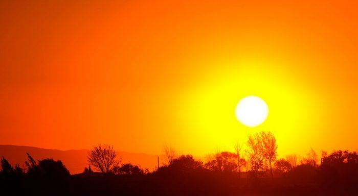Se pronostica ola de calor para este fin de semana en la zona central del país