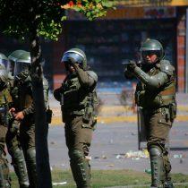 Corte de Valparaíso ordena a Carabineros restringir uso de balines en manifestaciones pacíficas