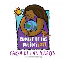 """""""Carpa de las Mujeres"""" un lugar para denunciar la precarización en la vida de las mujeres y sus comunidades"""