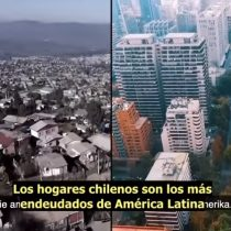 Chile in Flammen: el corto documental que relata el estallido social chileno en alemán