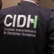 CIDH visita población Lo Hermida en medio de manifestación en contra de la subcomisaria de la comuna