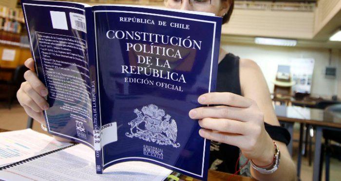 Las mujeres y el proceso constituyente en Chile