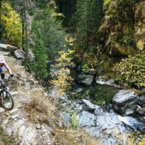 Estrenan documentales que muestran cómo el Mountain Bike cambia lugares y vidas