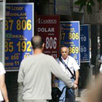 Banco Central anuncia nuevas medidas para tratar de frenar el desplome del peso por la crisis