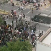 Corte de Apelaciones revocó prisión preventiva contra carabineros acusados de tortura en Plaza Ñuñoa