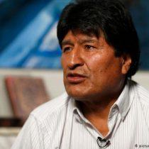 Hijos de Evo Morales dejan Bolivia rumbo a Buenos Aires