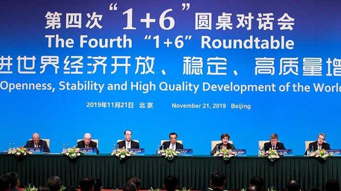 FMI y Banco Mundial alertan de una ralentización económica