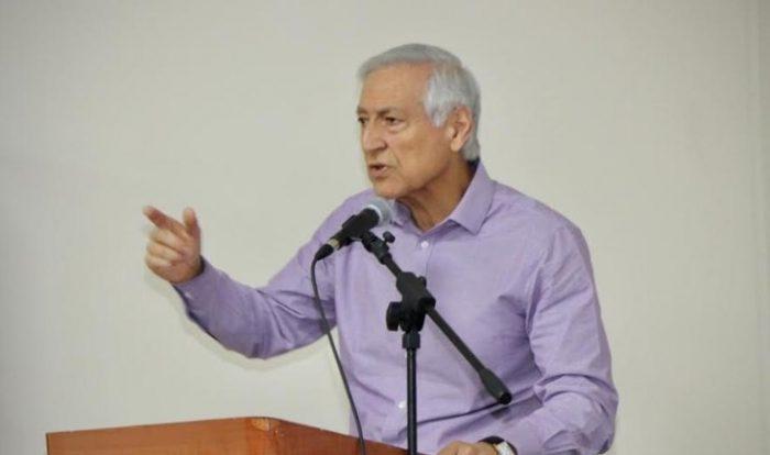 """Heraldo Muñoz: """"Desde este día se inicia la campaña para el SÍ, para decirle sí a una nueva Constitución"""""""