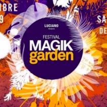 Magik Garden: Festival de música electrónica hará donación a bomberos