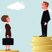 Brecha salarial entre hombres y mujeres llega a un 20% según INE