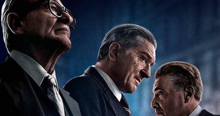 """Película """"El Irlandés"""" de Martin Scorsese en Cine Arte Normandie"""