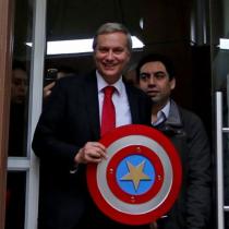 Marvel pide a políticos no usar imagen del Capitán América para sus campañas electorales