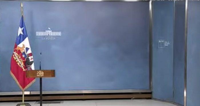 Vacío de poder: discurso improvisado muestra al Presidente Piñera sin margen ante la grave crisis social