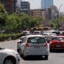 Incidentes en Providencia obligan al cierre temporal de la estación Pedro de Valdivia