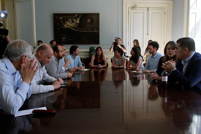 Falta de claridad de la oposición dilata la negociación de los temas pendientes del acuerdo constitucional