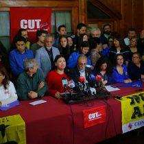 Dirigentes de la Mesa de Unidad Social llaman a autoridades encargadas de la seguridad a que renuncien