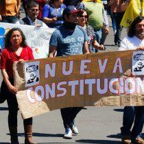 Constitución democrática o caos neoliberal