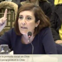 Representante de la Defensoría de la Niñez desmiente versión del gobierno de Chile ante Comisión Interamericana de los DDHH