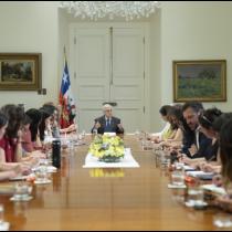 La frenética agenda de Piñera luego del errático mensaje presidencial del martes