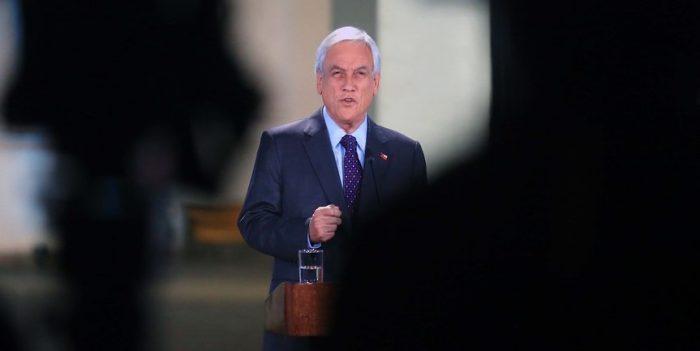 """Piñera se sincera sobre acusación constitucional en su contra y asegura que responde al """"PC y sectores de extrema izquierda"""""""