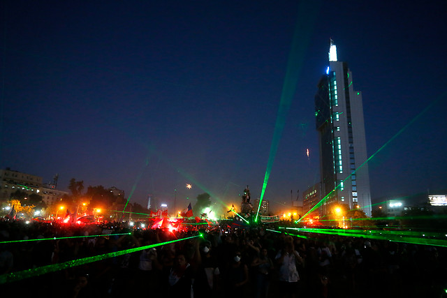 Las hipótesis de la intervención extranjera en Chile