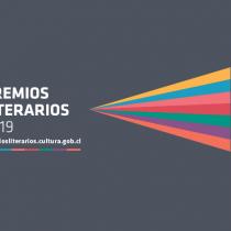 Ministerio de las Culturas anuncia ganadores de los Premios Literarios 2019