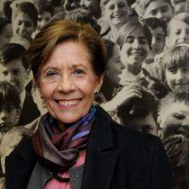 """Beatrice Ávalos, Premio Nacional de Educación: """"Sería terrible convertir nuestro sistema educativo en un sistema policial"""""""