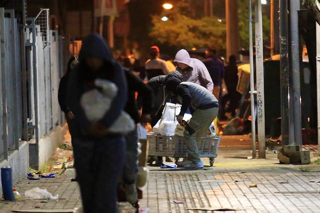 Arrestan a primer clan de narcotráfico que se dedicaba a saquear en manifestaciones