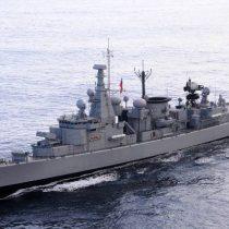 Fragatas antiaéreas para la Armada