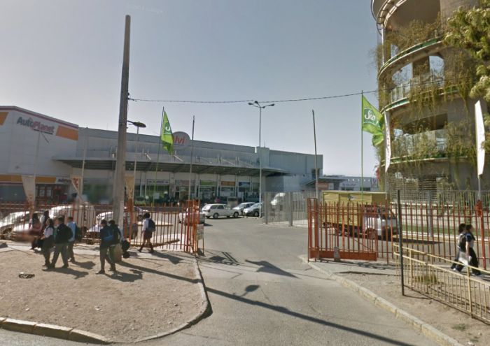 Denuncian que supermercado de Maipú fue usado como centro de detención ilegal por el Ejército durante Estado de Emergencia