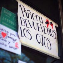 """Misión de la Unión Europea detecta en Chile niveles de represión """"similares"""" a los de Pinochet"""
