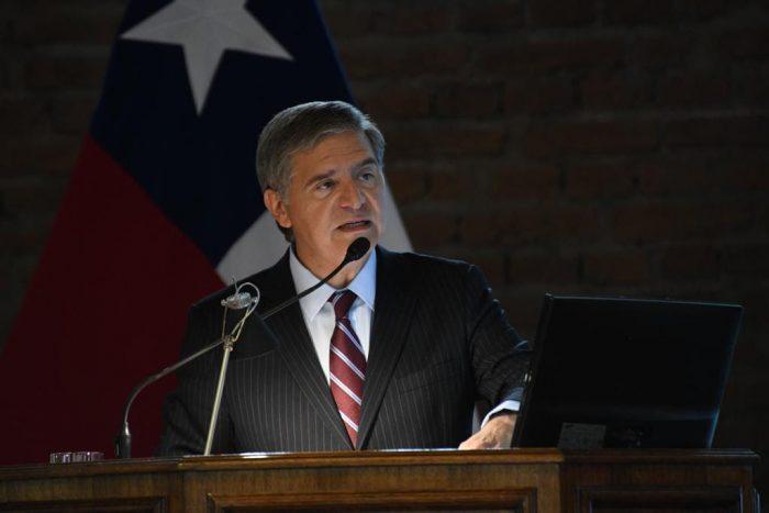 Presidente del CPLT y estallido social en Chile: la corrupción